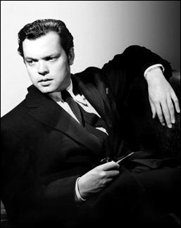 El joven Orson Welles