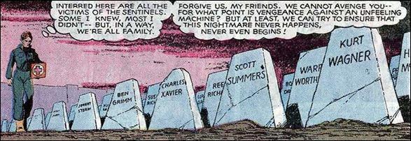 Lápidas por los héroes caídos