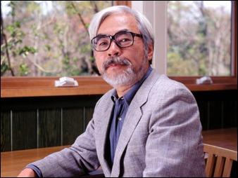 Se despide de ustedes... Hayao Miyazaki