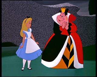 Alicia y la Reina Roja