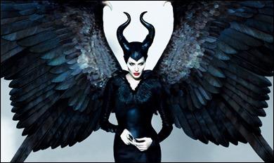 Las alas de Maléfica