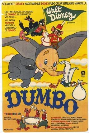 Poster de Dumbo