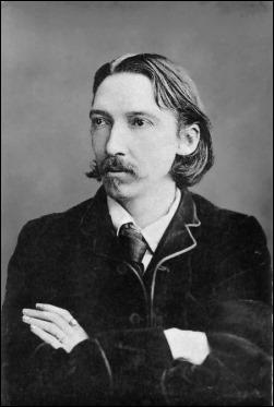 Robert Louis Stevenson, el escocés errante