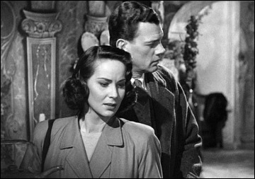 Holly y Anna, esto es, Joseph Cotten y Alida Valli