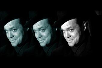 La sonrisa pícara de Harry Lime