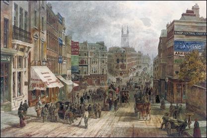 Londres, en el siglo XIX