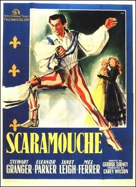 Poster de Scaramouche