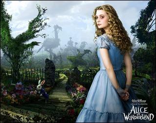 Alicia, de Tim Burton