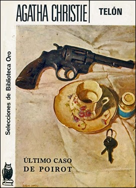 Entrañable portada de la primera edición de Telón, en Editorial Molino