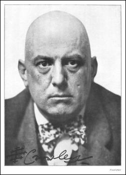 Aleister Crowley, la inspiración de Emeric Belasco
