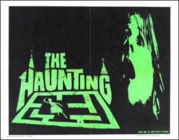 Buen cartel de The Haunting