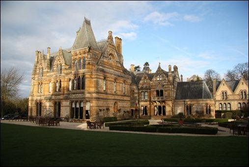 Ettington Hall, la verdadera Hill House