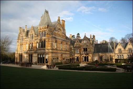 Ettington Hall, la verdadera Hill House