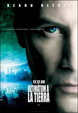 Keanu Reeves ya no es un Klaatu que despierta empatía, claro