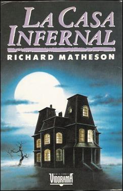 La Casa Infernal de Richard Matheson, edición en Vidorama