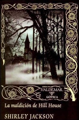 La maldición de Hill House, edición de Valdemar