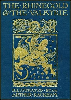 Edición del libreto wagneriano con ilustraciones del gran Arthur Rackham