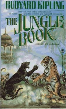 Edición inglesa de El libro de la selva