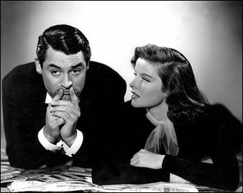 Grant y Hepburn, una pareja inolvidable