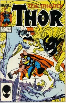 No era una dama!, en Thor 345