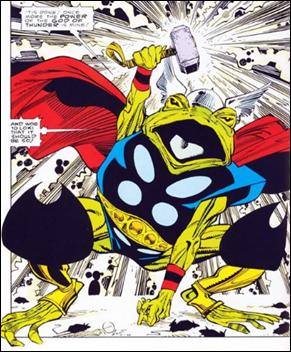 Thor croa