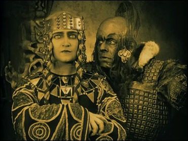 Atila y Krimilda