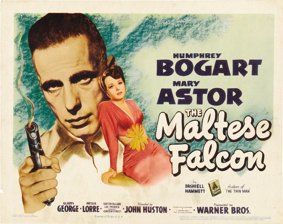Dos discutibles clásicos del cine negro: El halcón maltés y Perdición | La  mano del extranjero