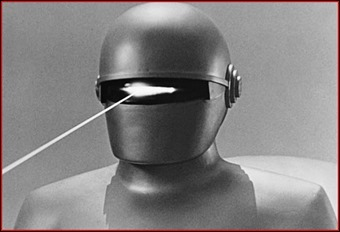 El robot Gort, de Ultimátum a la Tierra