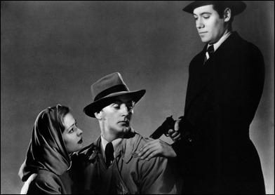 Kathie, Jeff y el matón Joe Stefanos en Retorno al pasado