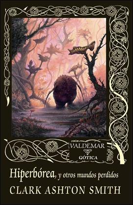 La edición Valdemar de los cuentos de Hiperbórea