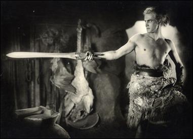 Sigfrido forja su espada