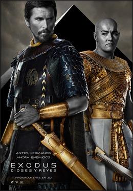Christian Bale y Joel Edgerton, hermanos y enemigos en Exodus