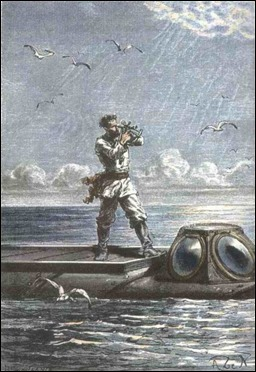 El capitán Nemo