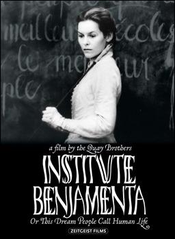 Institute Benjamenta, primer largo de los hermanos Quay
