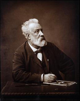 Julio Verne en 1892