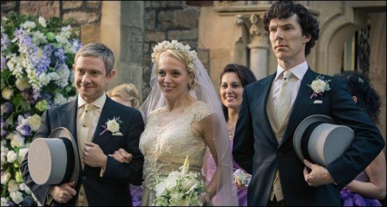 Los chicos se van de boda