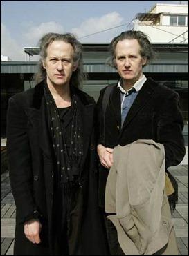 Los hermanos Quay, gemelos idénticos