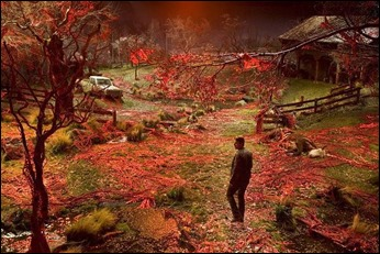 Los árboles chupasangres de La guerra de los mundos