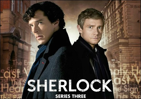 Sherlock, temporada tres