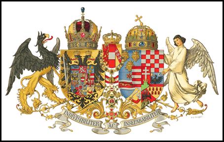 Escudo del Imperio Austro-húngaro