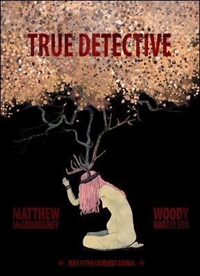 Estupendo poster de True Detective