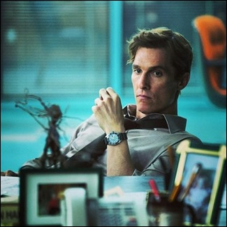 Matthew McConaughey como Rust Cohle