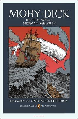 Moby Dick, en la edición de Penguin
