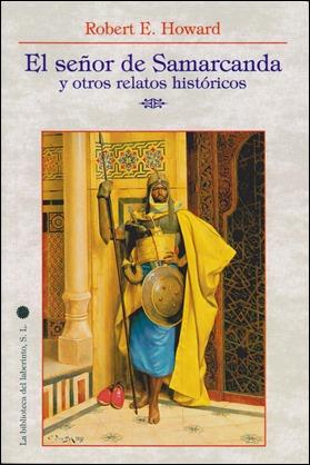 El señor de Samarcanda, edición de La Biblioteca del Laberinto