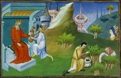La Fuente de la Juventud también estaba en el reino del Preste