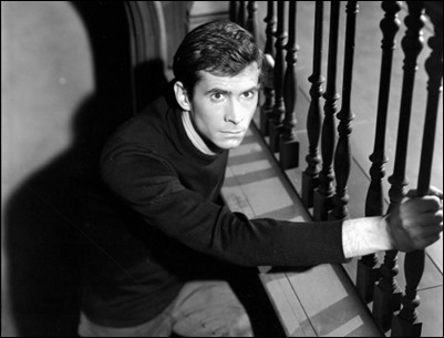 Anthony Perkins, todo un sano chico americano