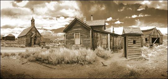 Ciudades fantasma del western