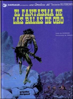 Portada de la primera edición de El fantasma de las balas de oro