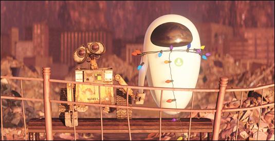 Hello, Dolly enseñará a Wall-E a coger de la mano a Eva