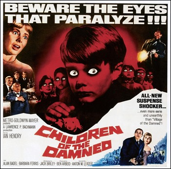 Cartel de Children of the Damned